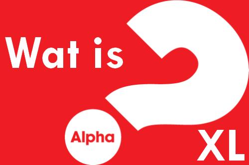 Wat is AlphaXL